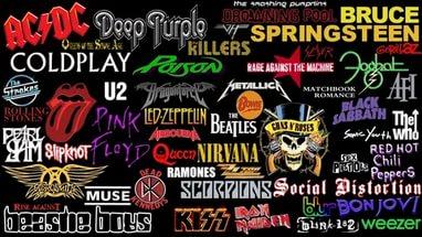 Топ-5 самых популярных рок групп мира за все время